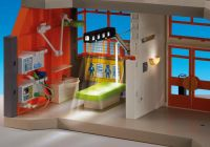Osvětlovací set Dětské nemocnice 6446 Playmobil Playmobil