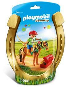 Ozdobný pony Květinka 6968 Playmobil Playmobil