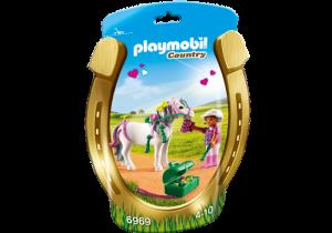 Ozdobný pony Srdíčko 6969 Playmobil Playmobil