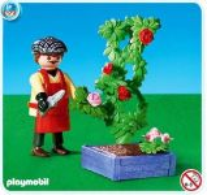 Pěstitel růží 4487 Playmobil Playmobil