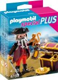 Pirát s pokladem 4783