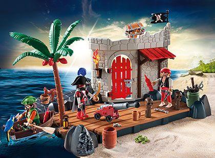 Pirátská pevnost 6146 Playmobil Playmobil