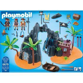 Pirátský ostrov pokladů 6679 Playmobil Playmobil
