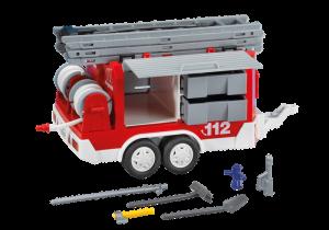 Požární přívěs 7485
