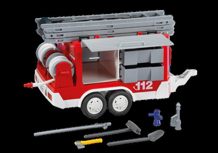 Požární přívěs 7485 Playmobil Playmobil