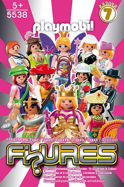 Překvapení pro holky (7) 5538 Playmobil Playmobil