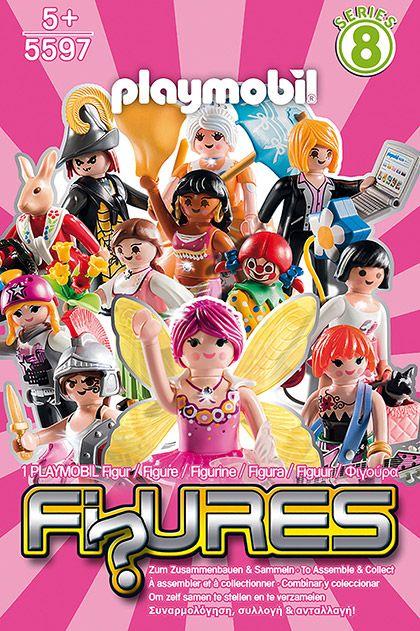 Překvapení pro holky (8) 5597 Playmobil Playmobil