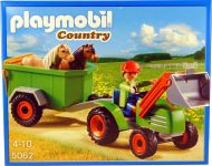 Převoz koníků 5062 Playmobil Playmobil