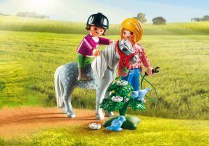 Procházka s poníkem 6950 Playmobil Playmobil