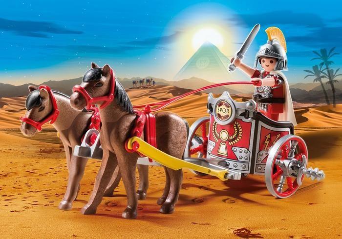 Římský vozataj 5391 Playmobil Playmobil