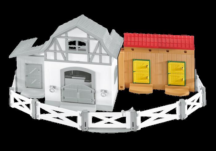 Rozšíření Farmy s poníky 6474 Playmobil Playmobil