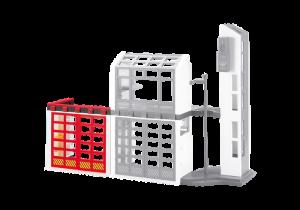 Rozšíření Hasičské stanice 6385 Playmobil Playmobil