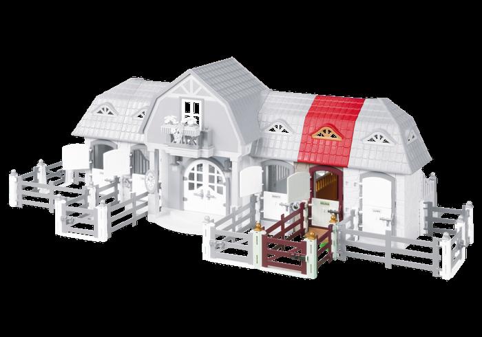 Rozšíření Velké stáje 6254 Playmobil Playmobil