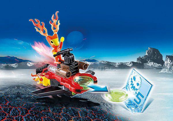 Sparky s odpalovačem 6834 Playmobil Playmobil