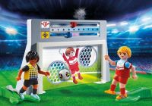 Střílení penalt 6858 Playmobil Playmobil