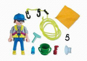 Umývač oken 5379 Playmobil Playmobil