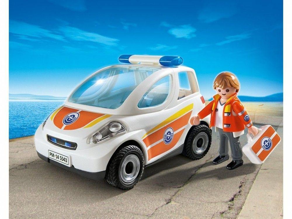 Vozidlo lékaře 5543 Playmobil Playmobil