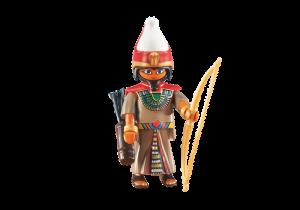 Vůdce egyptských vojáků 6489 Playmobil Playmobil
