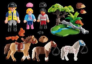 Vyjížďka na koních 6947 Playmobil Playmobil