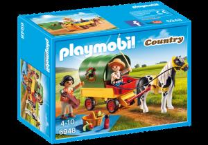 Výlet do přírody 6948 Playmobil Playmobil