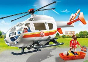 Záchranný vrtulník 6686