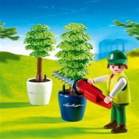 Zahradník s pilou 4485 Playmobil Playmobil