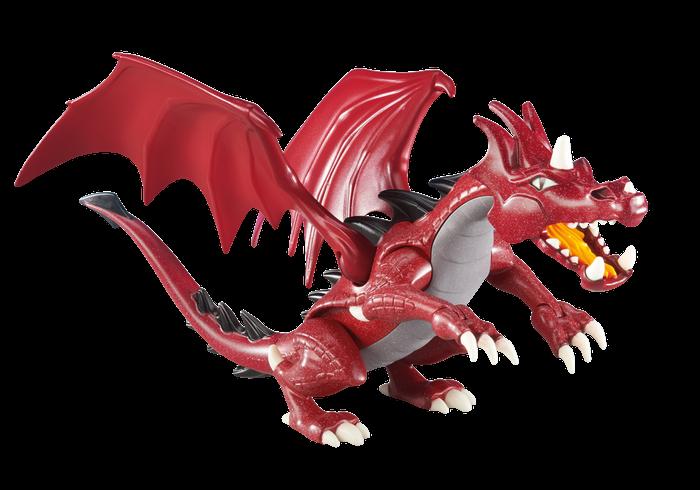 Červený drak 6498 Playmobil Playmobil