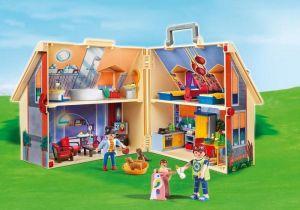 Cestovní moderní domeček 5167 Playmobil Playmobil