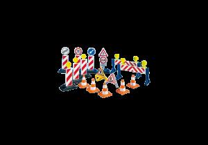 Dopravní značky 7280 Playmobil Playmobil