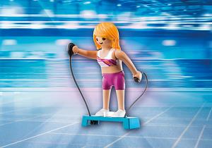 Fitness trenérka 6827 Playmobil Playmobil