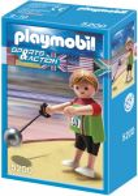 Hod kladivem 5200 Playmobil Playmobil