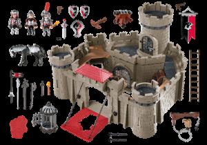 Hrad Jestřábích rytířů 6001 Playmobil Playmobil