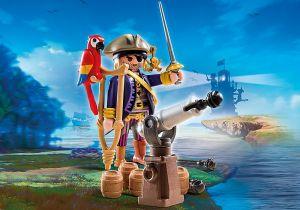 Kapitán pirátů 6684 Playmobil Playmobil