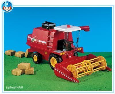 Kombajn 7645 Playmobil Playmobil