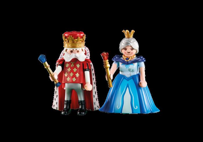 Král s královnou 6378 Playmobil Playmobil