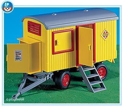Maringotka 7242 Playmobil Playmobil