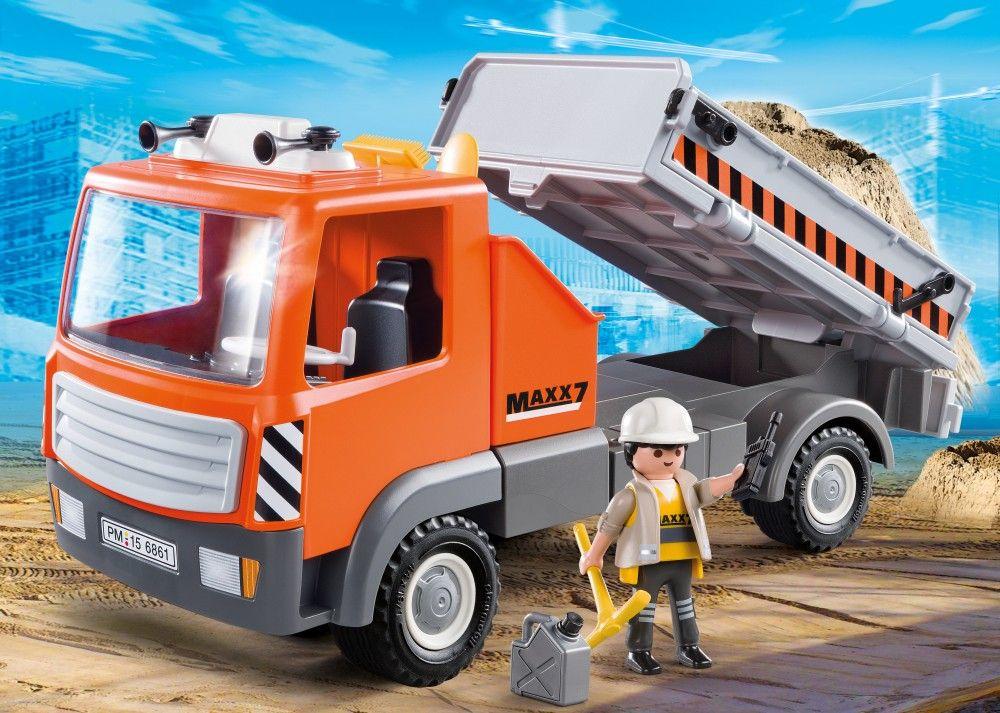 Nákladní auto 6861 Playmobil Playmobil