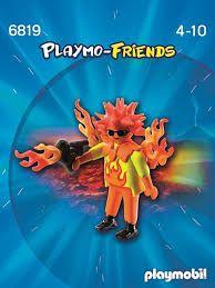 Ohnivý muž 6819 Playmobil Playmobil
