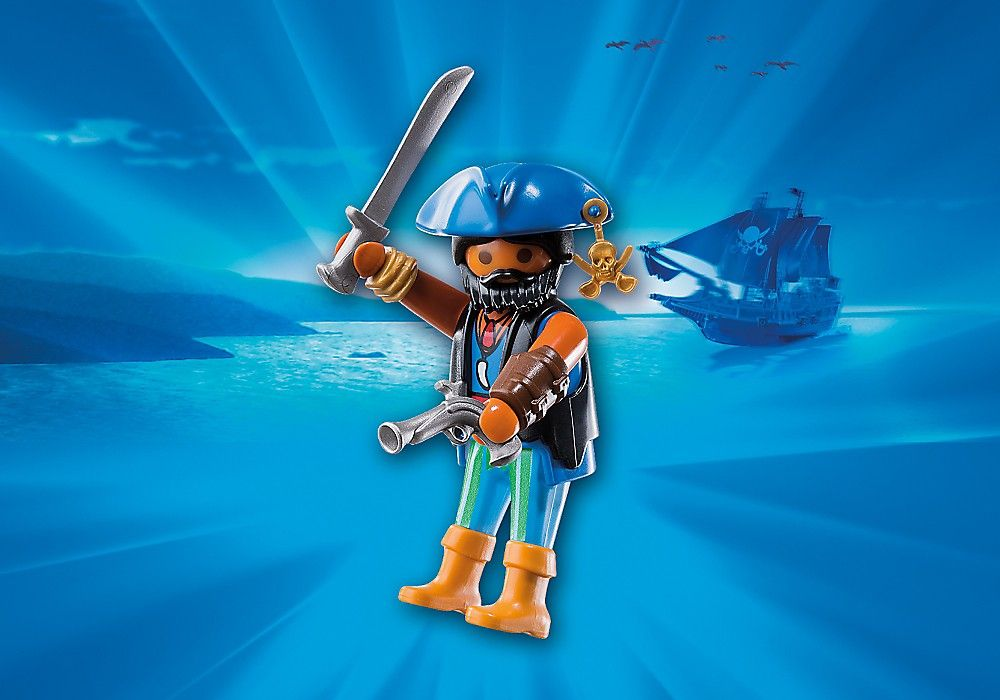 Pirát z Karibiku 6822 Playmobil Playmobil