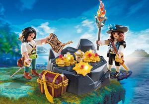 Pirátská skrýš 6683 Playmobil Playmobil
