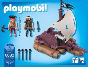 Pirátský vor 6682 Playmobil Playmobil