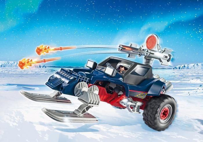 Polární dělo 9058 Playmobil Playmobil