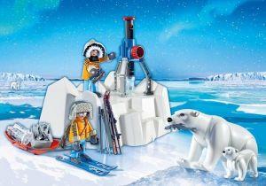 Polární hlídka s ledními medvědy 9056