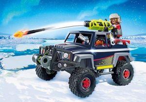 Polární truck 9059 Playmobil Playmobil