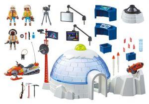 Polární základna 9055 Playmobil Playmobil