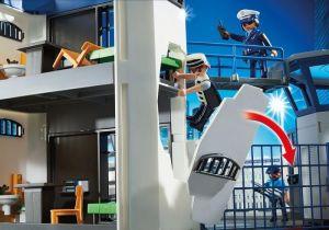 Policejní centrála s vězením 6872 Playmobil Playmobil