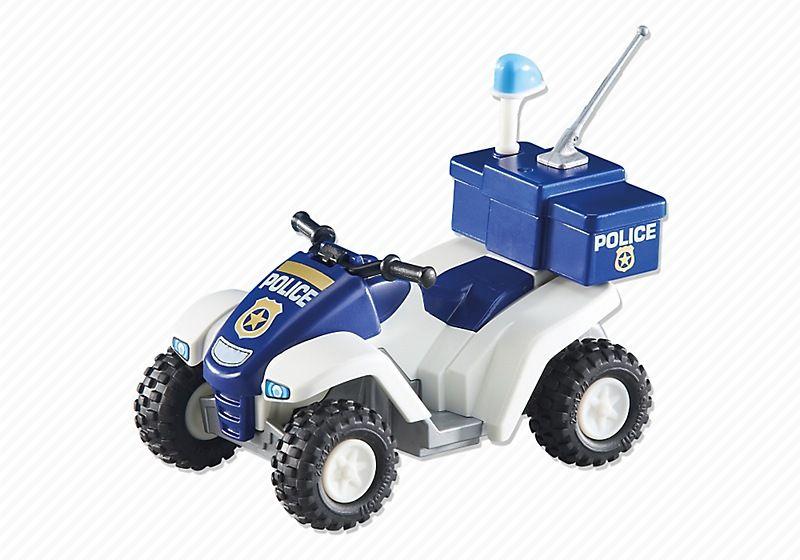 Policejní čtyřkolka 6504 Playmobil Playmobil