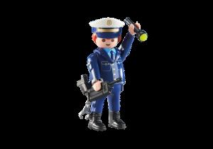 Policejní šéf 6502 Playmobil Playmobil