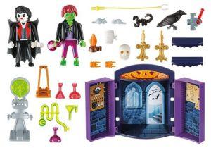 Přenosný box Laboratoř příšer 5638 Playmobil Playmobil