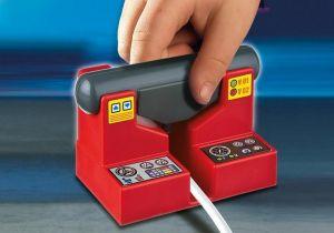 Přenosný kufřík - Hasiči 5651 Playmobil Playmobil
